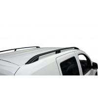Рейлинги Skyport (черные) Макси база для Opel Combo 2012-2018