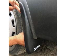 Opel Combo 2012-2018 гг. Брызговики (Турция) Передние