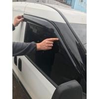 Ветровики DD-Mugen 4 штуки для Opel Combo 2012-2018