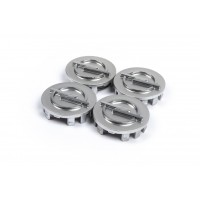 Колпачки под оригинальные диски V1 (4 шт) 54/44мм для Opel Meriva 2002-2010