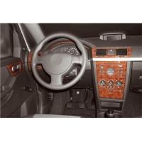 Накладки на панель Дерево для Opel Meriva 2002-2010