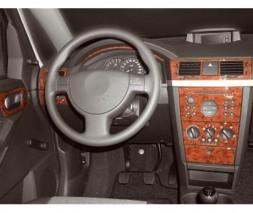 Opel Meriva 2002-2010 гг. Накладки на панель Дерево