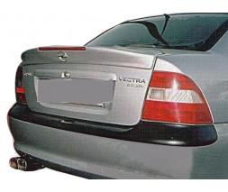 Opel Vectra B 1995-2002 гг. Спойлер Анатомик (под покраску)
