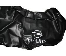 Opel Vivaro 2001-2015 гг. Чехол капота (кожазаменитель)
