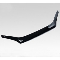 Дефлектор капота (FLY, длинная) для Opel Vivaro 2001-2015