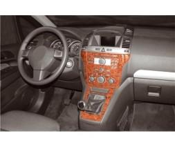 Opel Zafira B 2006-2011 гг. Накладки салона Дерево