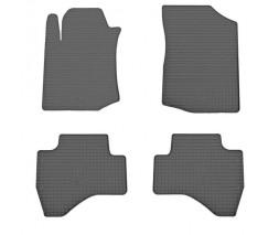 Peugeot 107 Резиновые коврики (4 шт, Stingray Premium)