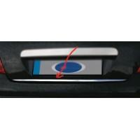 Peugeot 207 Кромка багажника (нерж.)