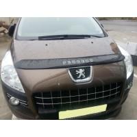Peugeot 807 Дефлектор капота VIP