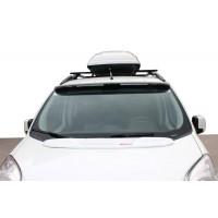 Козырек на лобовое стекло (под покраску) для Peugeot Bipper 2008+