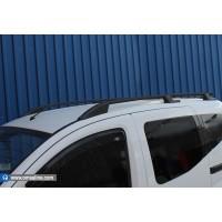Peugeot Bipper 2008+ гг. Рейлинги OmsaLine Sport Black