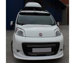 Peugeot Bipper 2008+ гг. Дефлектор капота (под покраску)