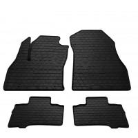 Резиновые коврики (Stingray) 2 шт, Premium - без запаха резины для Peugeot Bipper 2008+
