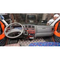 Peugeot Boxer 1994-2006 гг. Накладки на панель (Meric, 1995-2002) Дерево
