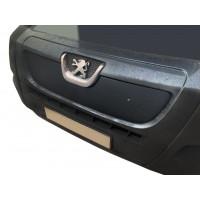 Зимняя решетка (2006-2014) Глянцевая для Peugeot Boxer 2006+ и 2014+