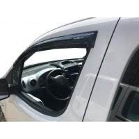 Ветровики (2 шт, MyRacing) для Peugeot Partner Tepee 2008-2018