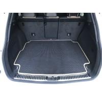Коврик багажника с сабвуфером (EVA, черный) для Porsche Cayenne 2010-2017
