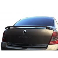 Спойлер Sedan (под покраску) для Renault Symbol 2008-2013