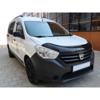 Дефлектор капота EuroCap для Renault Dokker 2013+
