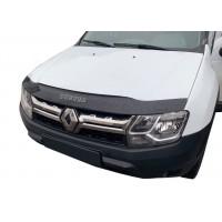 Дефлектор капота VIP для Renault Duster 2008-2017