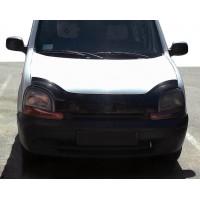 Дефлектор капота 1999-2003 (FLY) для Renault Kangoo 1998-2008