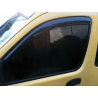 Ветровики 8 см (2 шт, DDU) для Renault Kangoo 1998-2008