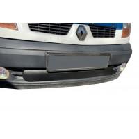 Зимняя решетка нижняя (2003-2008) Глянцевая для Renault Kangoo 1998-2008