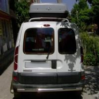 Спойлер Исикли (под покраску) для Renault Kangoo 1998-2008