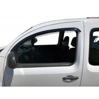Ветровики (2 шт, HIC) для Renault Kangoo 2008-2019