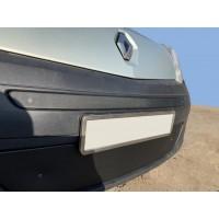 Зимняя верхняя решетка (2008-2013) Матовая для Renault Kangoo 2008-2019