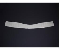 Renault Koleos 2016↗ Накладка на задний бампер (нерж)
