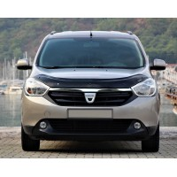 Дефлектор капота (EuroCap) для Renault Lodgy 2013+