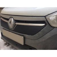 Зимняя решетка (глянцевая) для Renault Lodgy 2013+