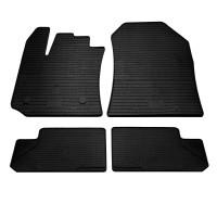 Резиновые коврики (4 шт, Stingray Premium) для Renault Lodgy 2013+