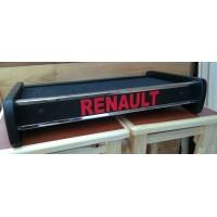 Renault Master 2004-2010 гг. Полка на панель
