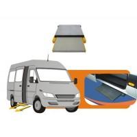 Renault Master 2011+ гг. Электроступенька (50см)