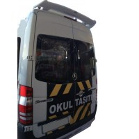 Спойлер Evolution (под покраску) для Renault Master 2011+