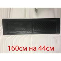 Задние коврики (2 шт, Stingray) Premium - без запаха резины для Renault Master 2011+