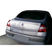 Спойлер Sedan (под покраску) для Renault Megane II 2004-2009
