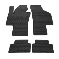 Резиновые коврики (4 шт, Stingray Premium) для Seat Alhambra 2010+