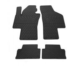 Seat Alhambra 2010+ гг. Резиновые коврики (4 шт, Stingray Premium)
