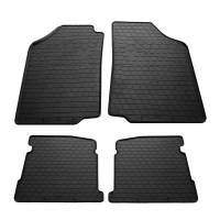 Резиновые коврики (4 шт, Stingray Premium) для Seat Toledo 1991-2000
