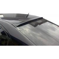 Задний козырек (пластик) Черный глянец для Skoda Octavia I Tour A4 1996-2010