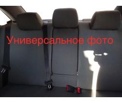 Skoda Rapid 2012↗ гг. Авточехлы (тканевые, Classik)