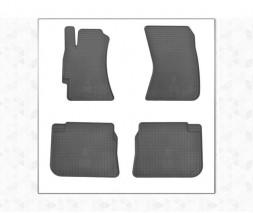 Subaru Outback 2000-2005 гг. Резиновые коврики (4 шт, Stingray Premium)