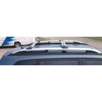 Рейлинги Skyport (серый мат) для Suzuki Grand Vitara 2005-2014