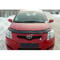 Дефлектор капота 2007-2009 (VIP) для Toyota Auris 2007-2012
