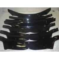 Дефлектор капота 2009-2012 (VIP) для Toyota Auris 2007-2012