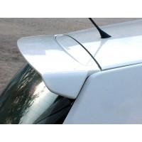 Спойлер (под покраску) для Toyota Auris 2007-2012
