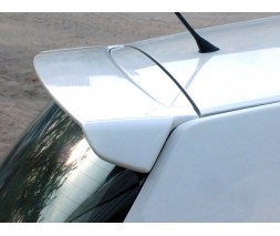 Toyota Auris 2007-2012 гг. Спойлер (под покраску)